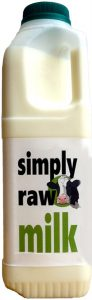 Raw Milk - Simply Raw Milk